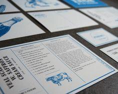 design work life » cataloging inspiration daily #type #postcard