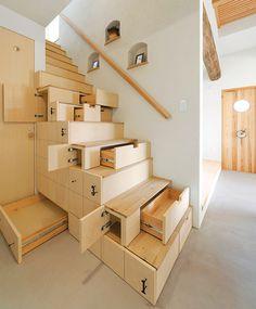 creative-stair-design-1 #interior #stairs #design