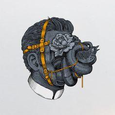 HEADS | artnau