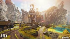 Apex Legends: World's Edge: Fuel Depot