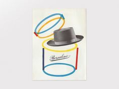 Display | Borsalino Advertisement | Collection #borsalino