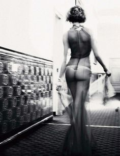 Merde! - Fashion photography (Ellen Von Unwerth / GQ... #fashion