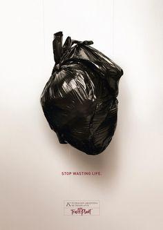 FATH Print Advert By DDB: Heart