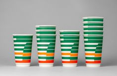 bvd_7 eleven_12 #cups #packaging #eleven #seven #coffee