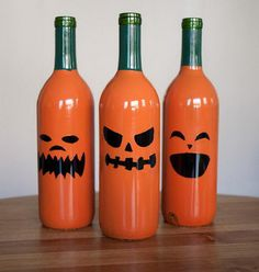 Homemade Wine Bottle Crafts