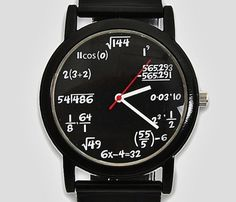 Equation Watch #equation #watch