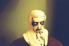 Conspiracy Inc. #metal #mozart #sculpture #black