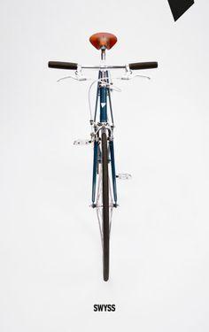 SWYSS #fixie #singlespeed #bike #swyss