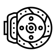 See more icon inspiration related to car, repair, disc brake, transportation, electronics, automobile, garage and vehicle on Flaticon.
