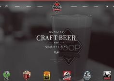 Coop Ale Works   Turman Design Co. • Interactive Design and Development for Web, Mobile, and Beyond