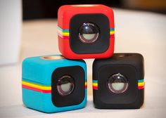 Polaroid Cube #tech #flow #gadget #gift #ideas #cool