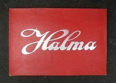 Logos / Halma, type, logo