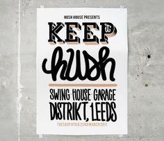 Hush House Poster