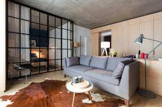 Apartment by Bogdan Ciocodeica & Diana Rosu | HomeAdore