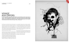 Graphic ExchanGE a selection of graphic projects Kerry Ropper #layout #magazin