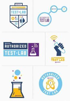Design Work Life » Abe Vizcarra: Qualcomm Authorized Test Labs Campaign #branding
