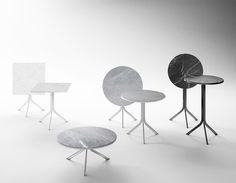 Bistro by Jean Louis Iratzoki #design #table #minimalism