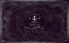 Portfolio | Aharmon Design Group #logo #converse #branding #typography