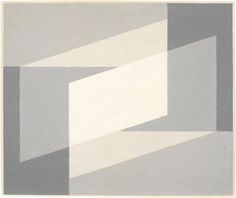 Josef Albers, Neither…Nor, 1948