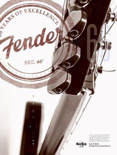 Fender poster 3 #guitar #fender #poster