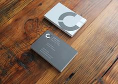Dribbble - ci_cards_lg.jpg by Kevin Gordon #logo #cards #identity #business
