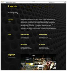Web3 #yellow #black #minimal #webdesign