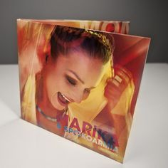 cd cover #photo #yellow #marika #cover #face #cd