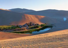 CJWHO keep in mind, there's no fucking icecream in our fucking future! #dunhuang #design #living #landscape #nature #photography #china #sand #lake #awesome