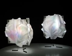 Blurred Lamps by Taeg Nishimoto - InteriorZine