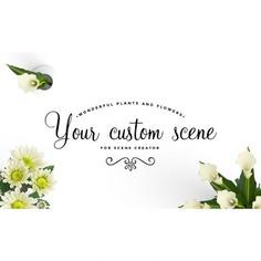 Floral scene mock up Free Psd. See more inspiration related to Flower, Mockup, Floral, Flowers, Template, Presentation, Mock up, Mockups, Up, Scene, Realistic, Custom, Mock ups, Mock, Customize, Ups and Customizable on Freepik.