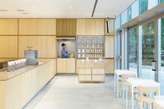 Blue Bottle Coffee Roppongi Cafe