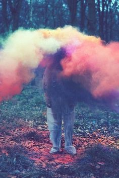 CONSIDER:THIS: Inspiration #colors #chalk #cloud
