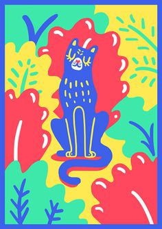 The Ultimate Summer on Behance #poster