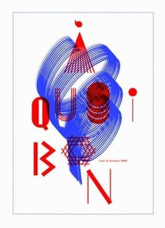 Affiches - Côme de Bouchony - Portfolio - Illustrissimo, Agence d'illustrateurs et de graphistes internationaux à Paris - Michel Lagarde, Nicolas Pi #typo #poster #anti