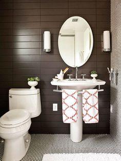 65+ Bathroom Tile Ideas #ideas #bathroom #tile