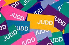 Judd Foundation #identity