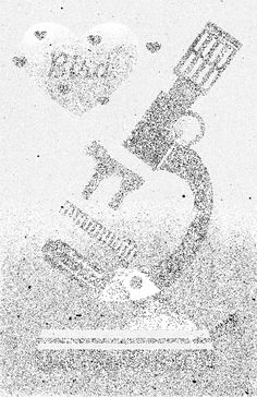 Microscope_3_sm #illustration #microscope #animated #gif