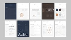 hedeker wealth and law inspiration design minimal best corporate design branding gold golden deluxe luxury insurance inspiration inspire pri