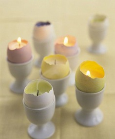 30 Creative DIY examples of Candle Holders #DIY #CandleHolders