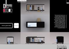 Mobile House by Diego Pinzon at Coroflot #diego #house #pinzon #design #product #transport #industrial #mobiliary