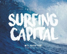 Surfing Capital Font