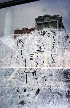 Graffiti Heads (1950)
