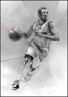 Alexis Marcou37600 855 pic on Design You Trust #basketball