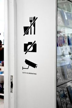 Spin — Design Museum Shop Identity #icon #iconography #symbols
