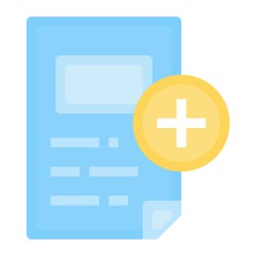 See more icon inspiration related to add, plus, document, files and folders, archive, edit, text, file, interface, paper and sheet on Flaticon.