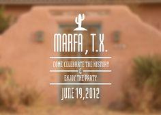 marfa invite