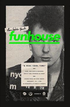 MichaelGeorgeHaddad_Funhouse_03 #poster