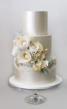Wedding Cake Inspiration - Faye Cahill Cake Design - Wedding Cakes,