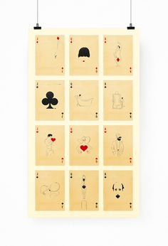 Patrik Svensson #cards #playing #drawing