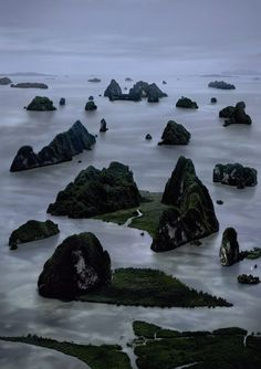 James Bond Island II, Andreas Gursky #islands #gursky #photography #landscapes #minimal #sea #nature